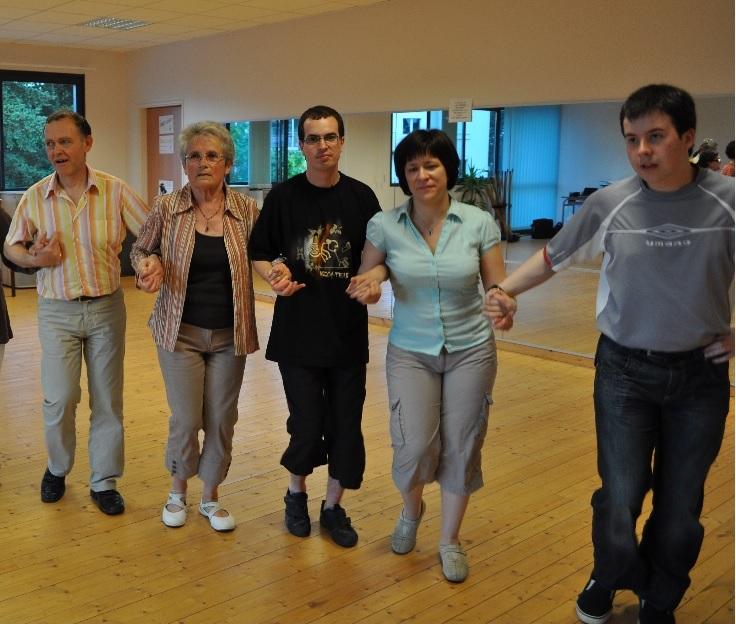 Ateliers de danses